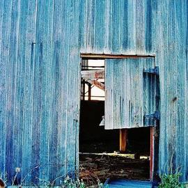 Daniel Thompson - Barn Door... Monroe Co. Michigan