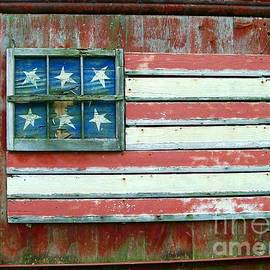 Laurie Eve Loftin - Barn Flag