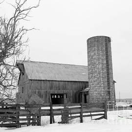 Dwight Cook - Barn in Kentucky no 22