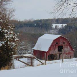 Charlotte Gray - Barn of Hillsville