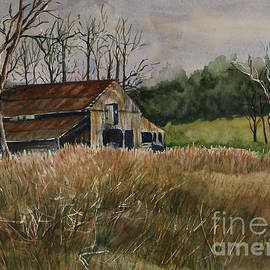 Janet Felts - Barn Off the Road