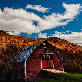 Jeff Folger - Barn on Vermont