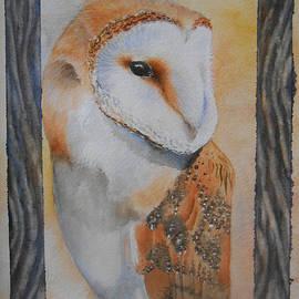 Wanda Monk - Barn Owl