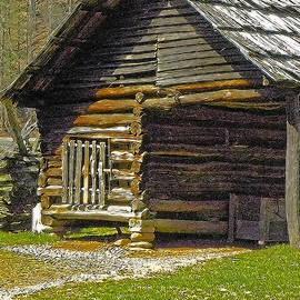 Larry Bishop - Barn Painting