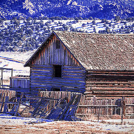 Janice Rae Pariza - Barns of Colorado