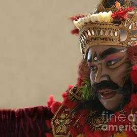 Bob Christopher - Barong Dancer Bali