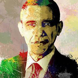Anthony Mwangi - Barrack Obama