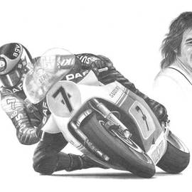 Chris Cox - Barry Sheene MBE