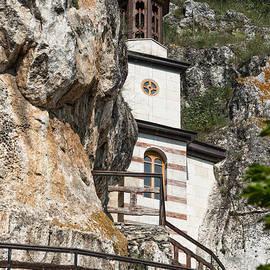 Dobromir Dobrinov - Basarbovo Monastery