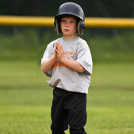 Sally Weigand - Baseball Prayer