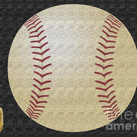 Tina M Wenger - Baseball Season