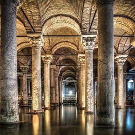 Marc Garrido - Basilica Cistern Istanbul Turkey