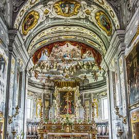 Traven Milovich - Basilica di San Giorgio fuori le mura