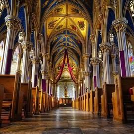 Randall Allen - Basilica Of The Sacred Heart, Notre