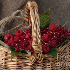 Luv Photography - Basket Of redcurrant