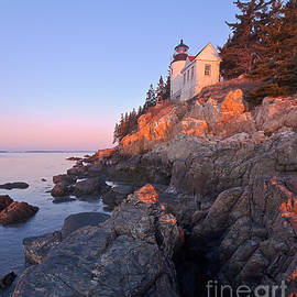 Glenn Gordon - Bass Harbor Lighthouse Acadia National Park 2