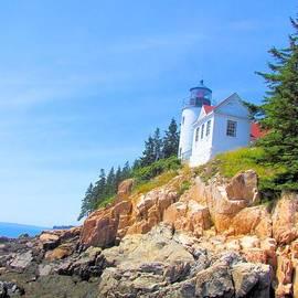 Elizabeth Dow - Bass Harbor Lighthouse
