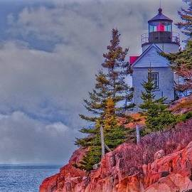 Mike Griffiths - Bass Harbor Light
