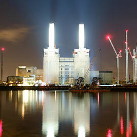 Curtis Radclyffe - Battersea Power Station