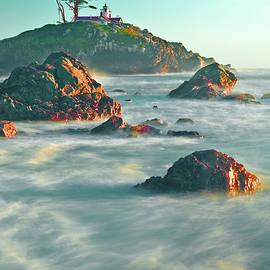 Rick Gustafson - Battery Point Lighthouse