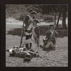 Priscilla Burgers - Battle of Lexington Reenactment