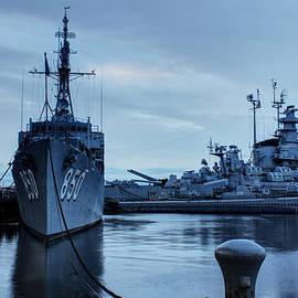 Andrew Pacheco - Battleship Cove