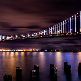 Dan Girard - Bay Bridge In Motion