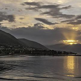 Maria Coulson - Bay of Kotor