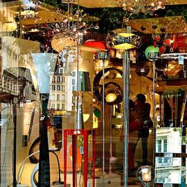 Ira Shander - Bazar Reflections
