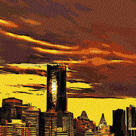 Dale Stillman - BC Sunset