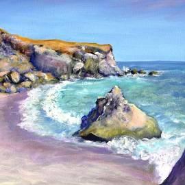 Beach and Cone Rock