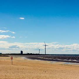 Jukka Heinovirta - Beach And The Windmills