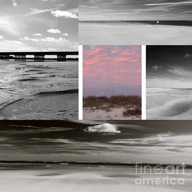 AR Annahita - Beach Collage