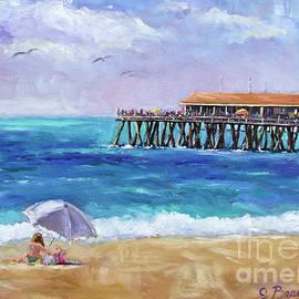 Jennifer Beaudet - Beach Day