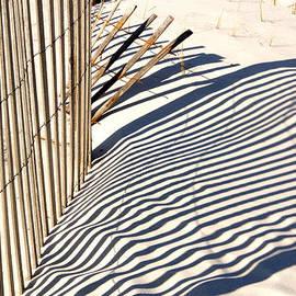 Kathy Bassett - Beach Fence