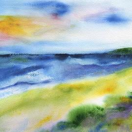 Frank Bright - Beach Impression