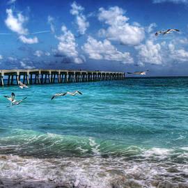Loyda Herrera - Beach