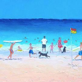 Jan Matson - Down at the Beach