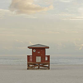 Josh Baldo - Beach Scene