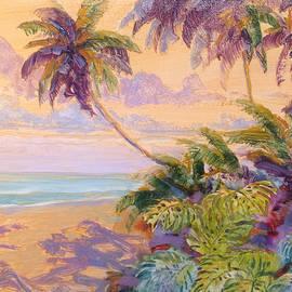 Dan Young - Beach Shadows 16x20