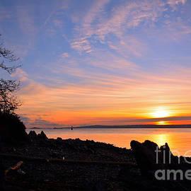 Elmar Langle - Beach Sunrise