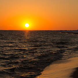 Allan Morrison - Beach Sunset