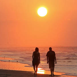 Bill Arthur - Beach Walk