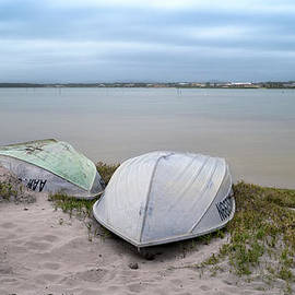 Kevin Chippindall - Beached Tinnies 01