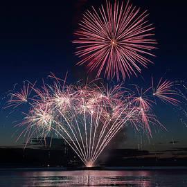 Randy Hall - Beachfest Fireworks 2013