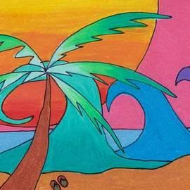 Geree McDermott - Beachy Day