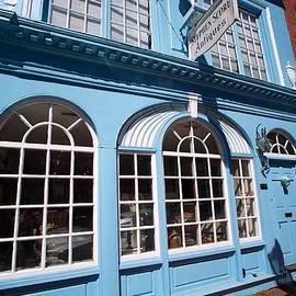 Allan Morrison - Beacon Hill Antique Shop
