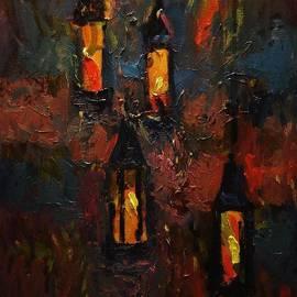 R W Goetting - Beacons in the dark