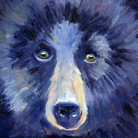 Nancy Merkle - Bear Face