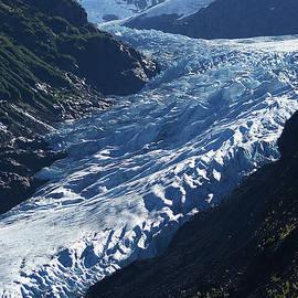 Stanza Widen - Bear Glacier